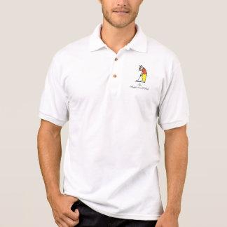Golf Greetings Men's Polo Shirt