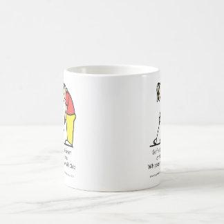 Golf Greetings mug