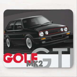 Golf GTI Mk2 Mouse Mat
