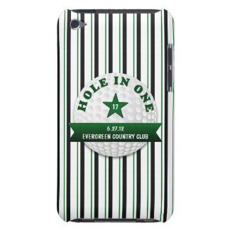 Golf Hole in One Personalized iPod Touch Cover