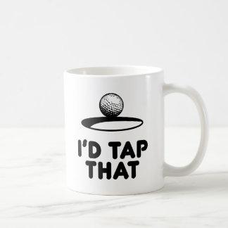 Golf - I'd Tap That Mug