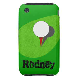 Golf iPhone 3 Case