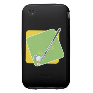 Golf iPhone 3 Tough Cases
