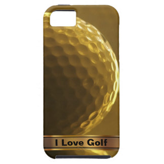 Golf iPhone 5 Case