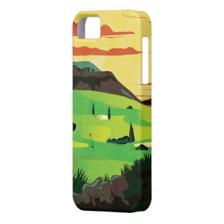 Golf iPhone 5 Cover