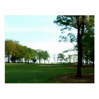 Golf Links  Postcards