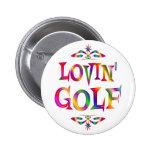 Golf Lover Badge