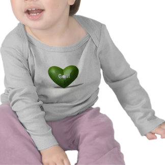 Golf Lover Design Infant Shirt