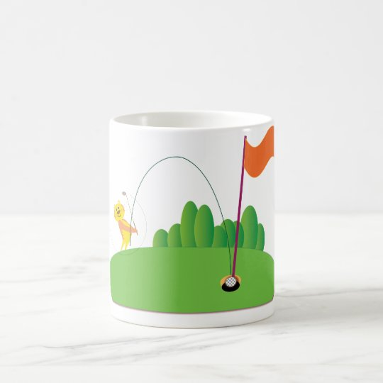 Golf Lover: Hole in One Coffee Mug