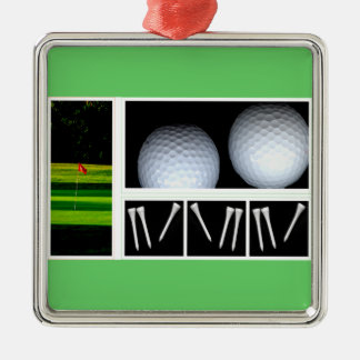 Golf lover ornament