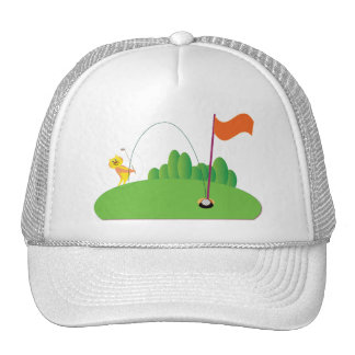 Golf Lovers:: Tiger Cap