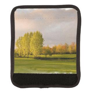 Golf Luggage Handle Wrap