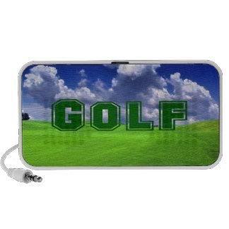 Golf Mini Speakers