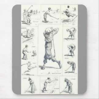 Golf Mouse Mat
