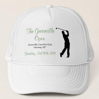 Golf Open Event Sport Trucker's Hat Corporate