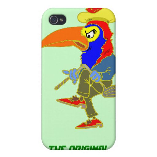 Golf original angry bird funny iphone4 case iPhone 4/4S cover