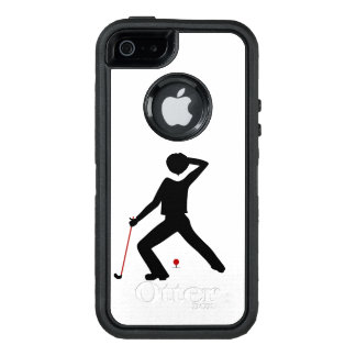 Golf OtterBox iPhone 5/5s/SE Case