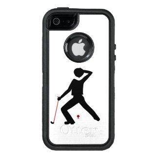 Golf OtterBox iPhone 5/5s/SE Case