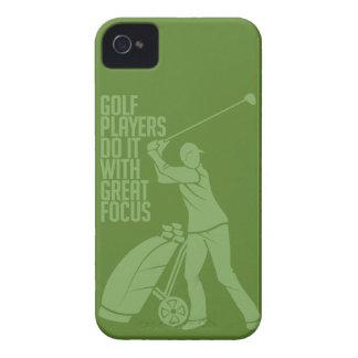 GOLF PLAYER custom iPhone case