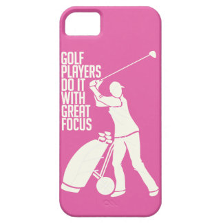 GOLF PLAYER custom iPhone case