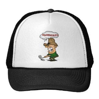 Golf Players Shirts Handicap golfers shirts Hats