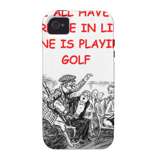GOLF.png iPhone 4 Case