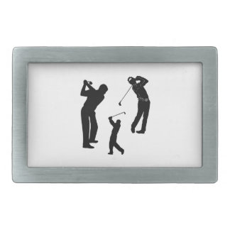 Golf Pro Belt Buckles
