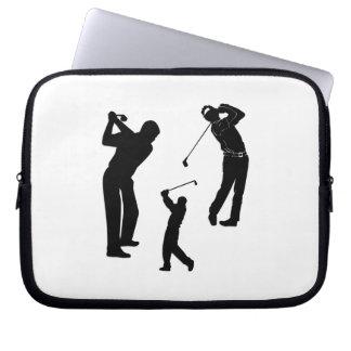 Golf Pro Laptop Sleeve