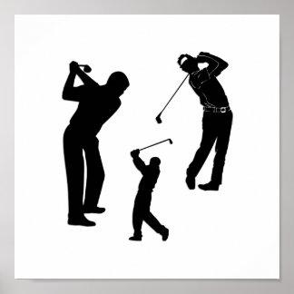 Golf Pro Poster