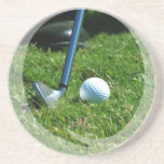 Golf Putt Coasters