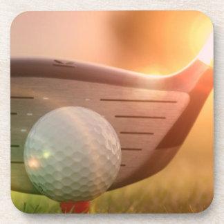 Golf Putter Cork Coasters