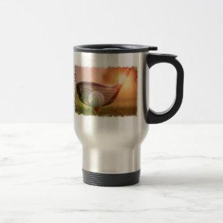 Golf Putter Stainless Mug