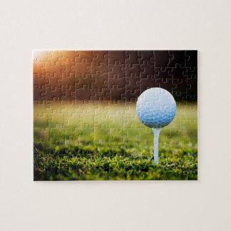 Golf puzzle
