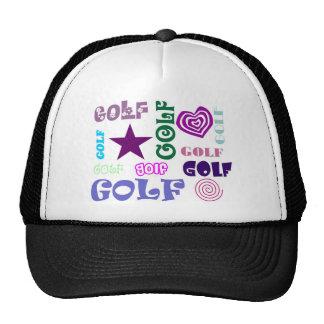 Golf Repeating Cap