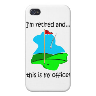 golf retirement cases for iPhone 4