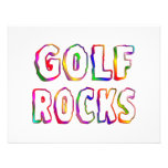 Golf Rocks Announcements