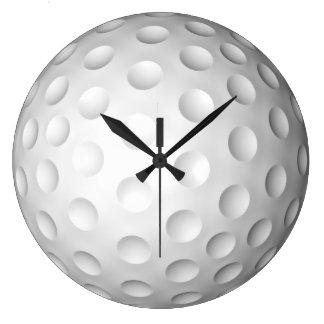 Golf Round Clock