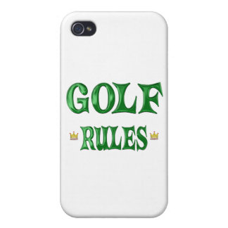 Golf Rules iPhone 4/4S Case