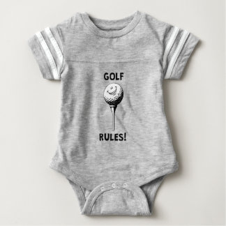Golf Rules! T Shirts