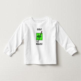 Golf Rules! T-shirts