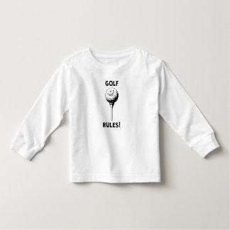 Golf Rules! Tee Shirts