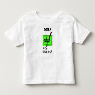 Golf Rules! Tshirt