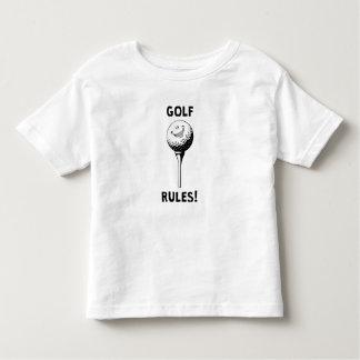 Golf Rules! T-shirt