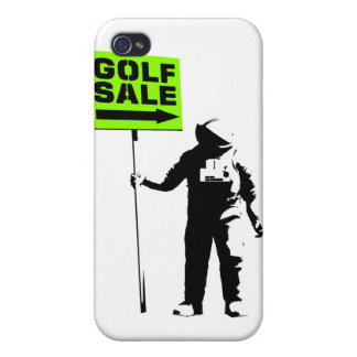 Golf Sale Case For iPhone 4