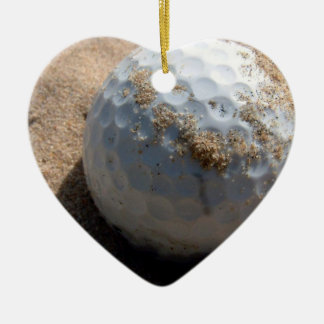Golf Sand Pit Ornament