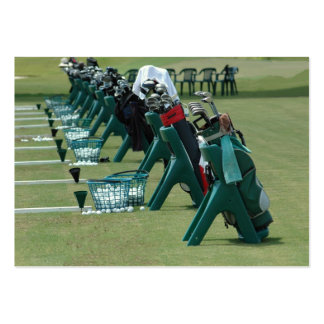 Golf School Pack Of Chubby Business Cards