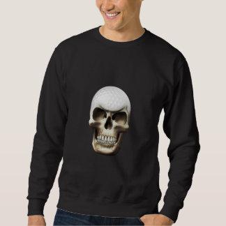 Golf Skull Sweatshirt