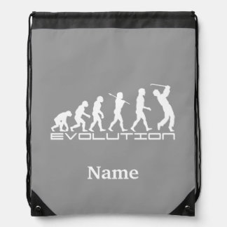 Golf Sports Personalized Rucksack