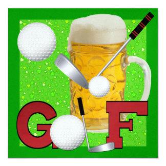 Golf - SRF Card