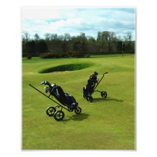 Golf St Andrews Photo Art